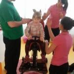 ćwiczenia rehabilitacyjne w ośrodku Biomicus