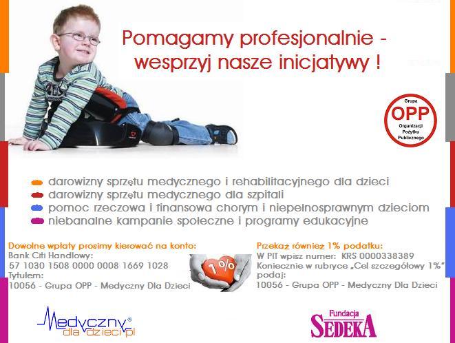 baner OPP Medyczny Dla Dzieci