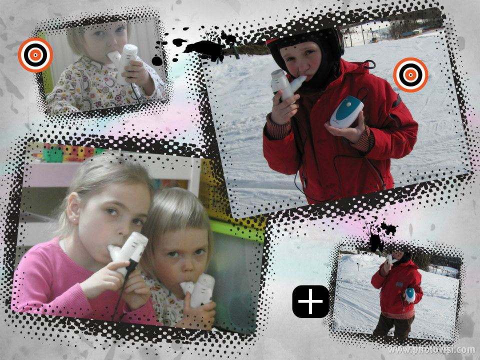 Nebulizacje inhalacje alergia leczenie Aeroneb Go