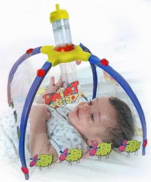 Inhalator babyair dla niemowląt i dzieci
