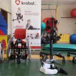 krabat system wózek pełzak pływak fotelik dla dzieci niepełnosprawnych