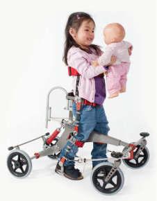 NF Walker  – pionizator dynamiczny do samodzielnego chodzenia