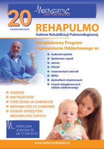 rehapulmo Gabinet rehabilitacji oddechowej