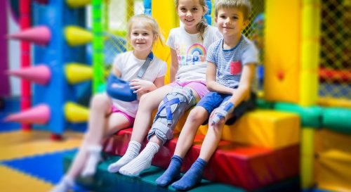 ortezy dla dzieci pediatryczne