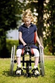 Krabat Sheriff wózek aktywny dla dzieci