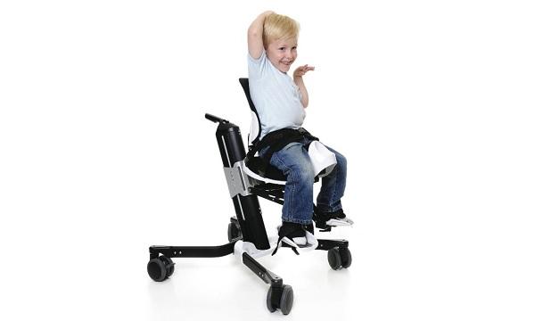 Krabat Jockey w rehabilitacji dzieci z dysfunkcjami neuromotorycznymi