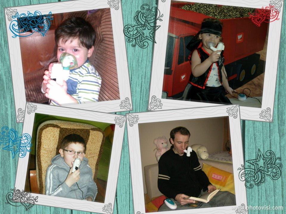 Inhalator nebulizator na astmę Aeroneb Go