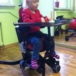 Krabat Jockey prawidłowe siedzisko zapobiega dysplazji bioder