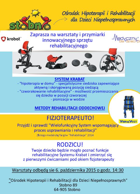 Centrum Hipoterapii i Rehabilitacji dla dzieci niepełnosprawnych Stobno